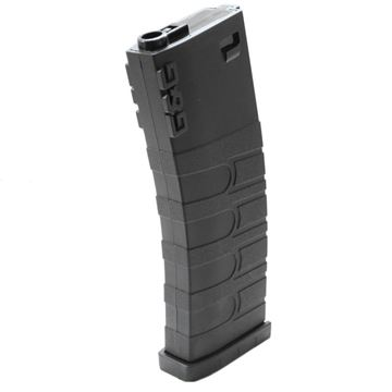 Picture of G&G M4 120BBS MID-CAP MAGAZINE BLACK